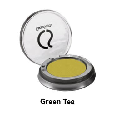 Cinema Secrets Eye Shadow - Green Tea (M) | Camera Ready Cosmetics - 13