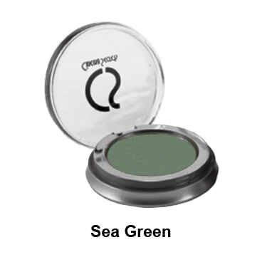 Cinema Secrets Eye Shadow - Sea Green (S) | Camera Ready Cosmetics - 26