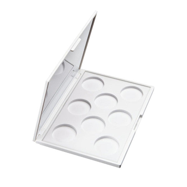 Yaby Empty Magnetic Palette - 8 well palette | Camera Ready Cosmetics - 6