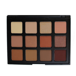 Morphe - 12NB - Natural Beauty Palette - Pick Me Up Collection -   - 1
