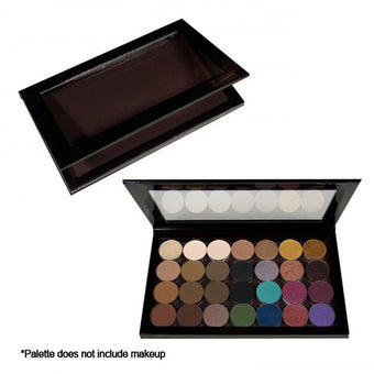 Z Palette - Large / Black | Camera Ready Cosmetics - 2