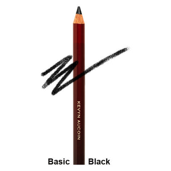 Kevyn Aucoin The Eye Pencil Primatif - Basic Black | Camera Ready Cosmetics - 2
