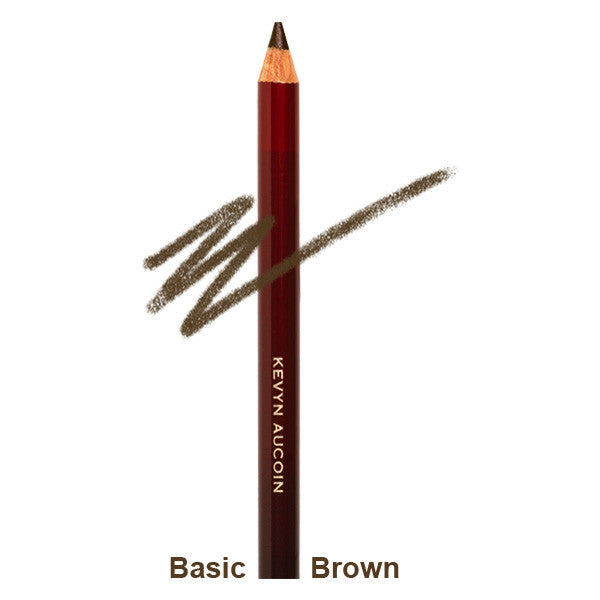Kevyn Aucoin The Eye Pencil Primatif - Basic Brown | Camera Ready Cosmetics - 3