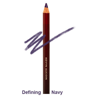 Kevyn Aucoin The Eye Pencil Primatif - Defining Navy | Camera Ready Cosmetics - 5