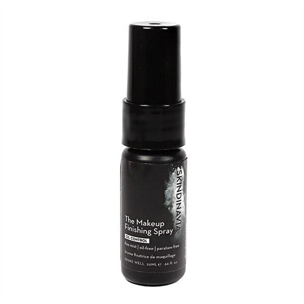 Skindinavia The Makeup Finishing Spray - Oil Control - 0.66oz (20ml) | Camera Ready Cosmetics - 2