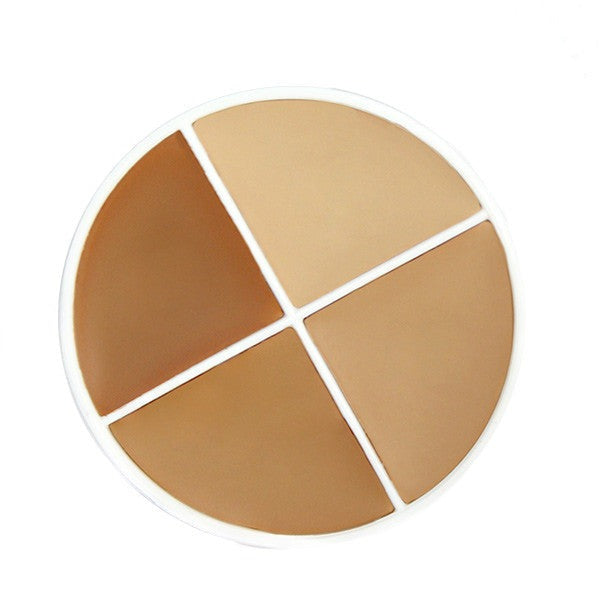 alt RCMA Makeup Four Color Foundation C: Shinto I to Shinto IV