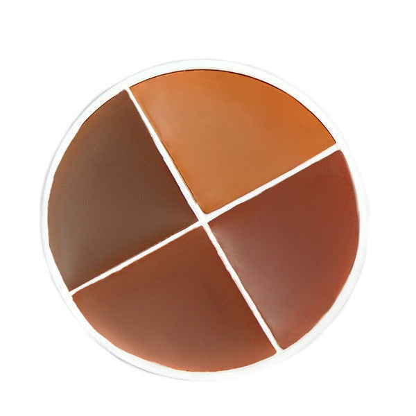 RCMA Makeup Four Color Foundation - F: MB-5 to MB-8 | Camera Ready Cosmetics - 10