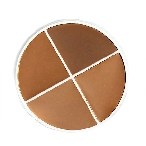 RCMA Makeup Four Color Foundation - H: KT-1 to KT-4 | Camera Ready Cosmetics - 12