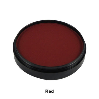 Mehron Paradise Cake Makeup AQ - Pro Size - Red (800-R) | Camera Ready Cosmetics - 34