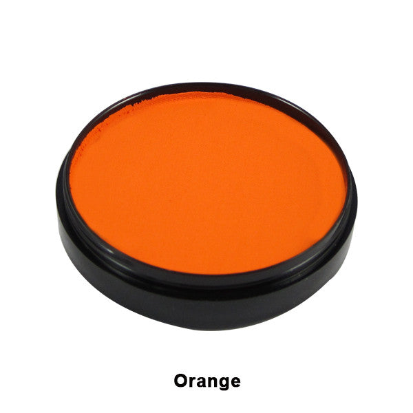 Mehron Paradise Cake Makeup AQ - Pro Size - Orange (800-O) | Camera Ready Cosmetics - 30