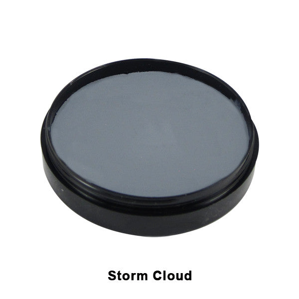 Mehron Paradise Cake Makeup AQ - Pro Size - Storm Cloud (800-SC) | Camera Ready Cosmetics - 37