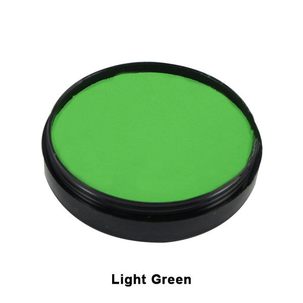 Mehron Paradise Cake Makeup AQ - Pro Size - Light Green (800-LGR) | Camera Ready Cosmetics - 23