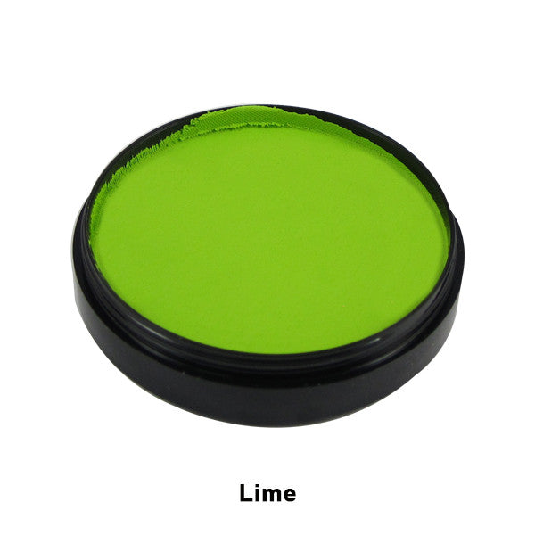 Mehron Paradise Cake Makeup AQ - Pro Size - Lime (800-LM) | Camera Ready Cosmetics - 25
