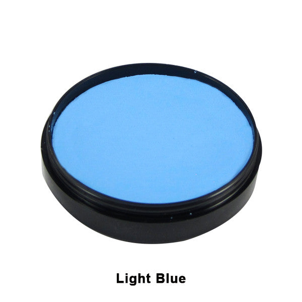 Mehron Paradise Cake Makeup AQ - Pro Size - Light Blue (800-LBL) | Camera Ready Cosmetics - 21