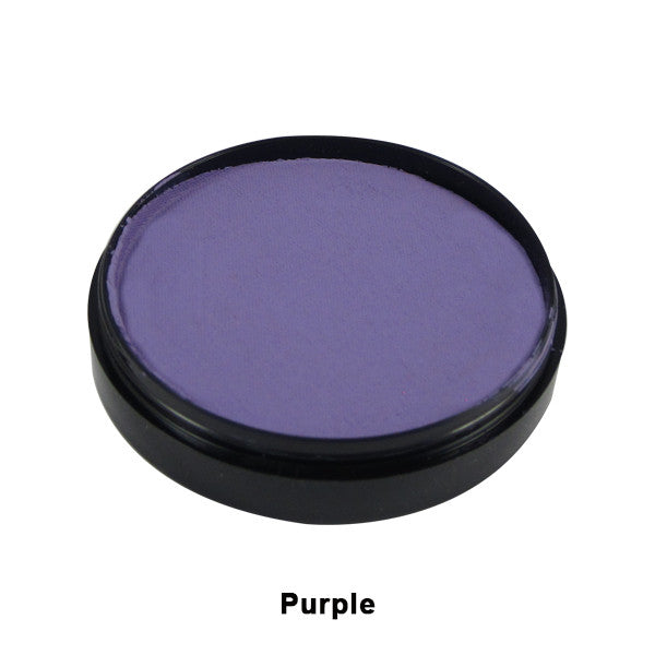 Mehron Paradise Cake Makeup AQ - Pro Size - Purple (800-P) | Camera Ready Cosmetics - 33