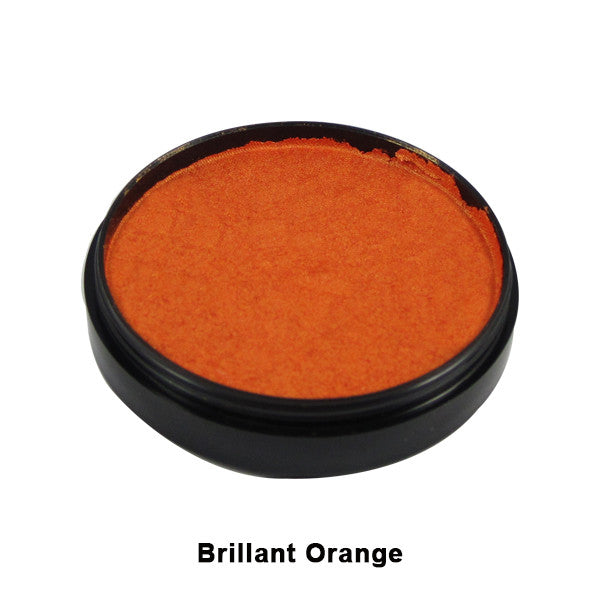 Mehron Paradise Cake Makeup AQ - Pro Size - Orange - Orange (Brilliant) (800-BOO) | Camera Ready Cosmetics - 29