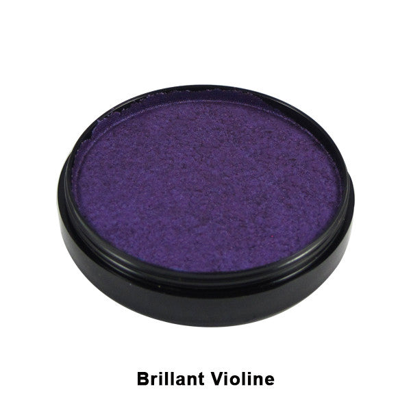 Mehron Paradise Cake Makeup AQ - Pro Size - Purple - Violine (Brilliant) (800-BPV) | Camera Ready Cosmetics - 32