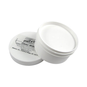 alt Mehron Clown White 7oz. (200gm.)