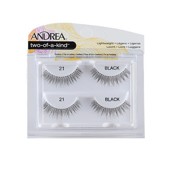 Andrea Strip Style Two of a Kind Lashes 21 (61792)  | Camera Ready Cosmetics