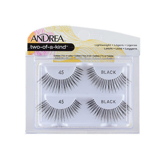 Andrea Strip Style Two of a Kind Lashes 45 (61794)  | Camera Ready Cosmetics