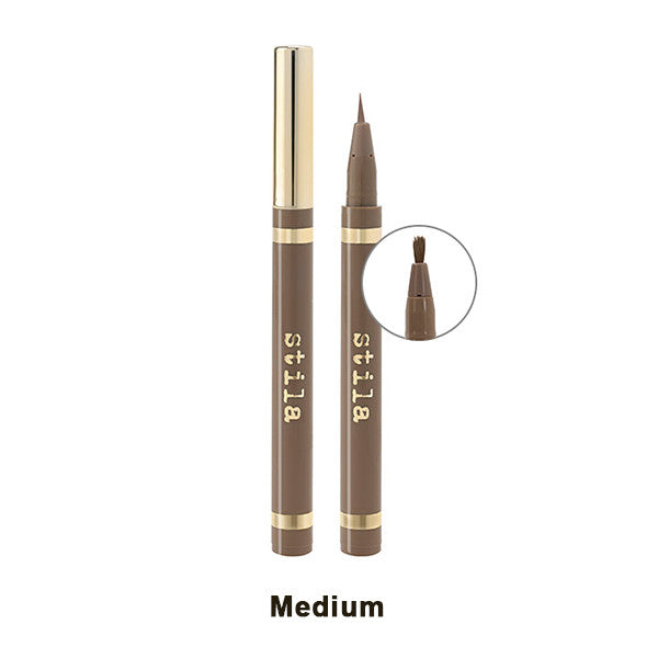 Stila Stay All Day Waterproof Brow Color - Medium | Camera Ready Cosmetics - 5