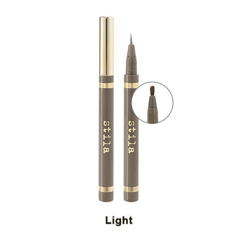 Stila Stay All Day Waterproof Brow Color - Light | Camera Ready Cosmetics - 4