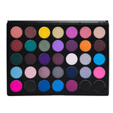 Morphe - 35S - 35 Color Smokey Eye -  | Camera Ready Cosmetics