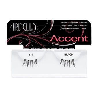 alt Ardell Accent Lashes 311 - Black (61311)