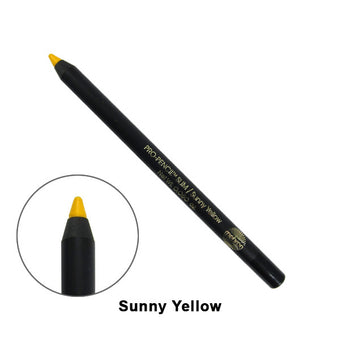Mehron Pro-Pencil Slim - Sunny Yellow (114S-Y) | Camera Ready Cosmetics - 5
