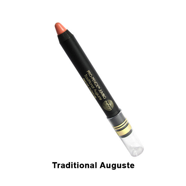 Mehron Pro-Pencil Jumbo - Auguste (114J-A) | Camera Ready Cosmetics - 2