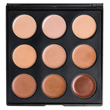 Morphe - 9FC - Color Cool Foundation Palette -  | Camera Ready Cosmetics