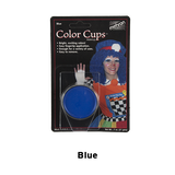 Mehron Color Cups - Blue (CCC-BL) | Camera Ready Cosmetics - 4