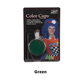 Mehron Color Cups - Green (CCC-G) | Camera Ready Cosmetics - 7