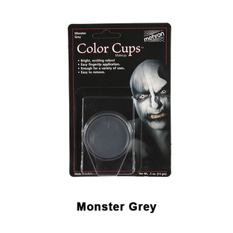 alt Mehron Color Cups Monster Grey (CCC-MG)