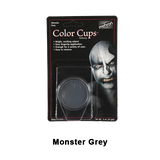 Mehron Color Cups - Monster Grey (CCC-MG) | Camera Ready Cosmetics - 8