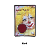 Mehron Color Cups - Red (CCC-R) | Camera Ready Cosmetics - 12