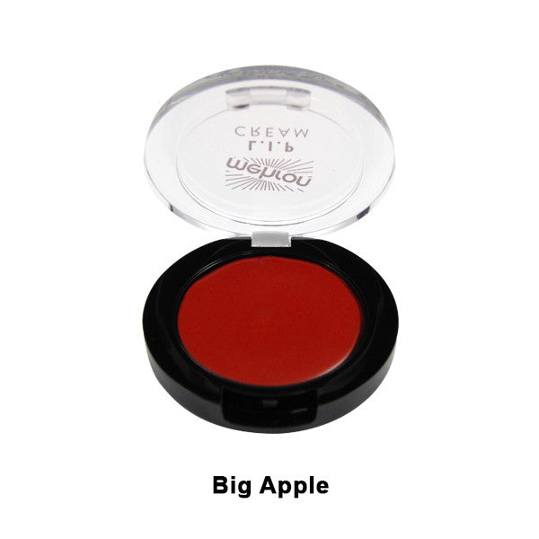 Mehron L.I.P. Color Cream - Big Apple (103-BA) | Camera Ready Cosmetics - 4