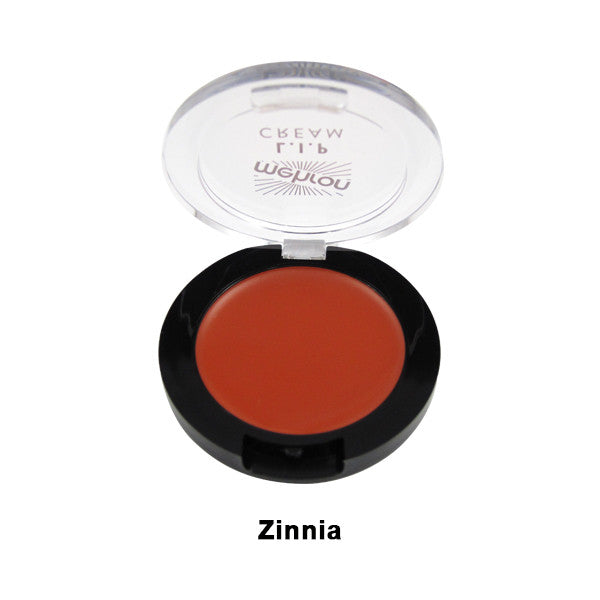 Mehron L.I.P. Color Cream - Zinnia (103-ZN) | Camera Ready Cosmetics - 18