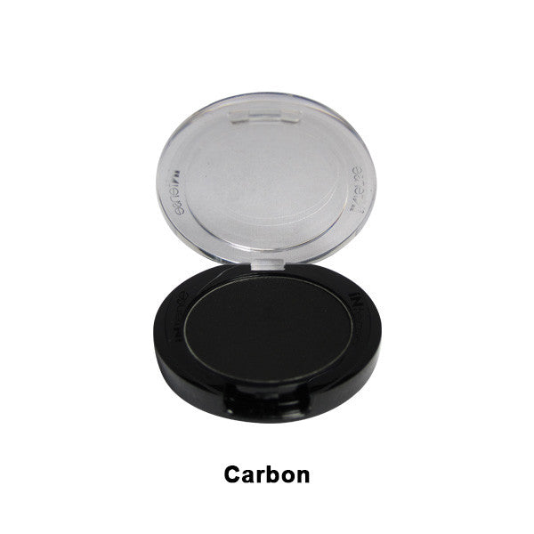 Mehron INtense Pro Pressed Powder Pigment - Singles - Carbon (160-CB) | Camera Ready Cosmetics - 2