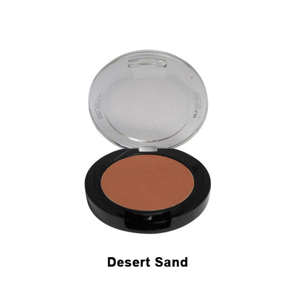 Mehron INtense Pro Pressed Powder Pigment - Singles - Desert Sand (160-DS) | Camera Ready Cosmetics - 4