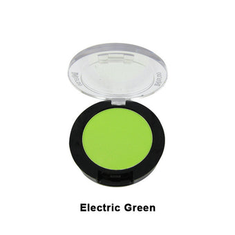 alt Mehron INtense Pro Pressed Powder Pigment - Singles Electric Green (160-EG)