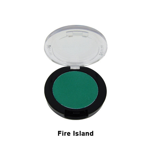 Mehron INtense Pro Pressed Powder Pigment - Singles - Fire Island (160-FI) | Camera Ready Cosmetics - 7