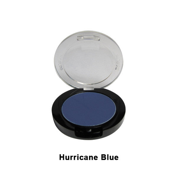 Mehron INtense Pro Pressed Powder Pigment - Singles - Hurricane Blue  (160-HB) | Camera Ready Cosmetics - 10