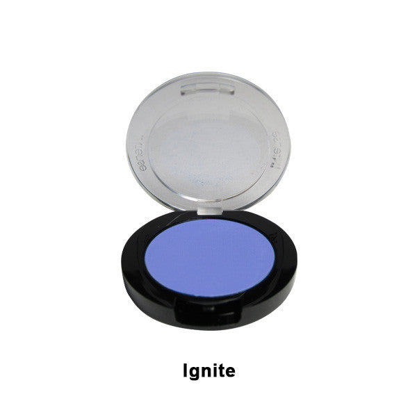 Mehron INtense Pro Pressed Powder Pigment - Singles - Ignite (160-IG) | Camera Ready Cosmetics - 11