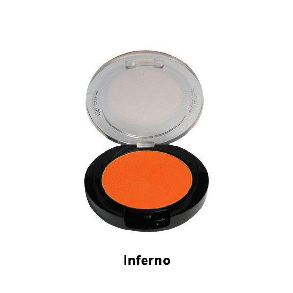 Mehron INtense Pro Pressed Powder Pigment - Singles - Inferno (160-IF) | Camera Ready Cosmetics - 12