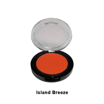 alt Mehron INtense Pro Pressed Powder Pigment - Singles Island Breeze  (160-IB)