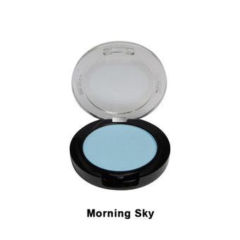 Mehron INtense Pro Pressed Powder Pigment - Singles - Morning Sky (160-MS) | Camera Ready Cosmetics - 14