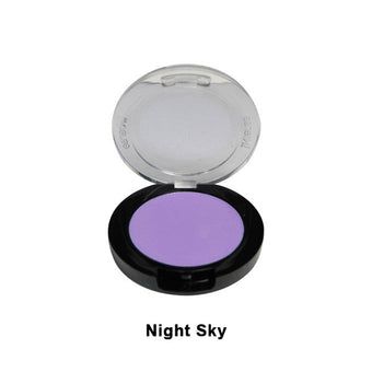 Mehron INtense Pro Pressed Powder Pigment - Singles - Night Sky (160-NS) | Camera Ready Cosmetics - 16