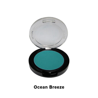Mehron INtense Pro Pressed Powder Pigment - Singles - Ocean Breeze  (160-OB) | Camera Ready Cosmetics - 17
