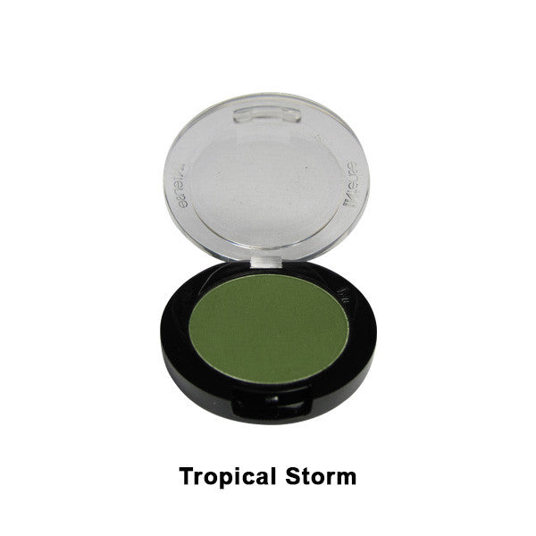 Mehron INtense Pro Pressed Powder Pigment - Singles - Tropical Storm (160-TS) | Camera Ready Cosmetics - 24